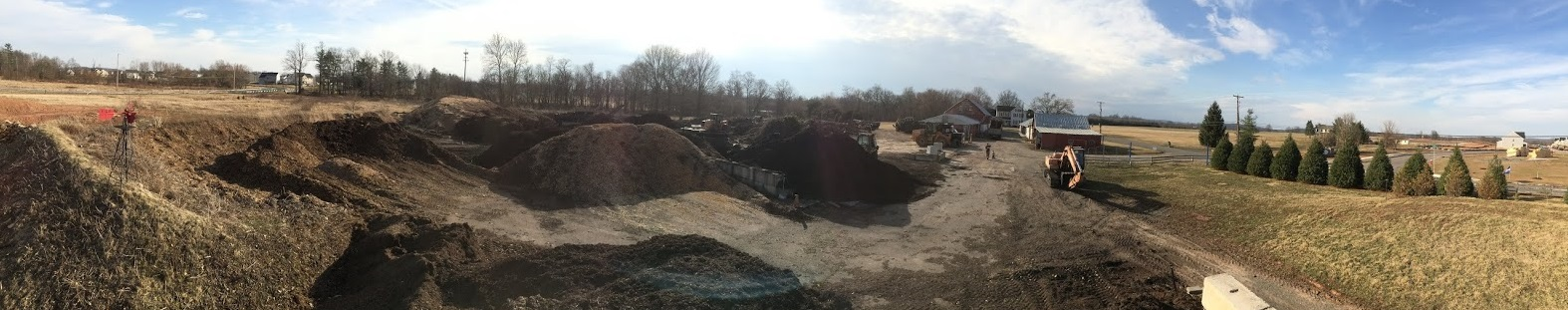 WR Friel Excavating Pottstown PA Excavation